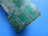 Многоуровневый PCB построен слепых через наружный слой для внутреннего слоя
