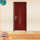 Deshengのハンドメイドの切り分ける同じ高さの木の純ドアデザイン価格