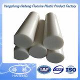 Barras redondas do HDPE de Rod do polietileno do HDPE da resistência de desgaste