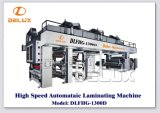 Lamineur, machine feuilletante sèche automatique à grande vitesse (DLFHG-1300D)