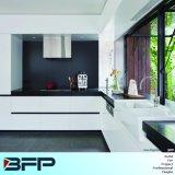 熱い販売新しいデザイン白いカラー光沢度の高いラッカー食器棚Blk62