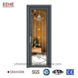 Beatiful Design Frosted Glass Bathroom Door Aluminum of profiles Door