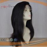 Parrucca superiore 100% dei capelli di Remy del Virgin del grado (PPG-l-0751)