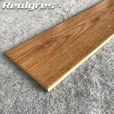 mattonelle poco costose esterne di ceramica di colore di legno del Matt della parete 150X600 e del pavimento