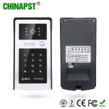 Nuevo vídeo de color Doorphone Intercomunicador con tarjeta de identificación y contraseña (PST-VD07T-IDS)
