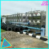 De hete Tank van het Water van het Behoud van de Temperatuur van het Roestvrij staal van de Rang van het Voedsel van de Verkoop Kubieke