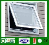 Pnoc081011ls économes en énergie en alliage aluminium Haut Hung Grill de la fenêtre Design