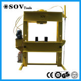 Macchina della pressa idraulica dell'elettrovalvola a solenoide da 100 tonnellate