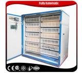 Industrieller automatischer Ei-Inkubator mit Temperatur-Feuchtigkeits-Controller Philippinen