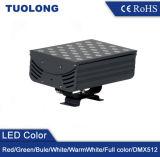 Indicatore luminoso di inondazione esterno quadrato dell'indicatore luminoso del punto dell'indicatore luminoso di inondazione di 108W IP65 SMD LED LED