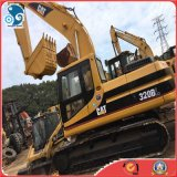 Zappatore utilizzato dell'escavatore del trattore a cingoli 320b del macchinario edile da vendere