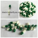 백색 OEM와 캡슐을 체중을 줄이는 녹색 체중 감소 규정식 환약