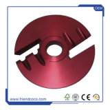 Proveedor de China hecho personalizado mecanizado Torno CNC de alta precisión de giro/fresado / / / Mecanizado CNC de aluminio anodizado parte