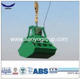 12La GAC benne hydraulique électrique Grab pour grue de pont