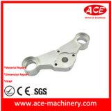 Hardware de torneado de la maquinaria del CNC de la Montar-Tapa del motor