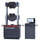 Type servo machine de test universelle pour la barre en acier (WAW-2000B)
