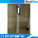C 모양 PVC 유연한 소통량 공도 반사체 가이드 포스트