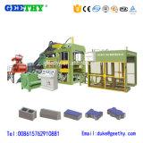 Máquina de prensagem hidráulica o QT12-15 a postura de máquinas de bloco sólido