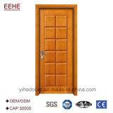 China-modernes Innenschlafzimmer-hölzerner Tür-Entwurf