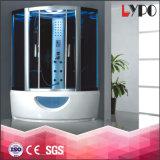 K-7038 Salle de bain de vapeur humide baignoire avec douche de massage