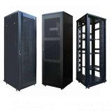 La cabina de interior del servidor de red muchos clasifica disponible