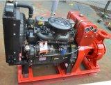 Bomba de sução do fim da bomba de água do motor Diesel