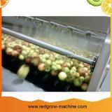 Zeile der Birnen-aufbereitenden Maschine beenden