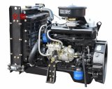 発電機セットの使用法およびWater-Cooled冷たい様式のディーゼル機関
