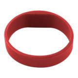Wristband astuto flessibile impermeabile di esercitazione del silicone di RFID per il regalo