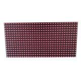 Couleur rouge unique Semi-Outdoor P10mm LED de message board