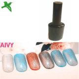 La mode Nail Art un Glitter Vernis à Ongles en Gel de colle