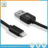 이동 전화 5V/2.1A 번개 충전기 USB 데이터 케이블