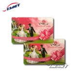Drucken-transparente Karten-Plastikmitgliedskarte der Farben-vier