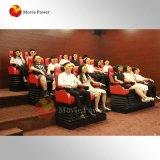 Fornecedor de fábrica Design Supurior 3DOF Teatro movimento 4D Passeio Cadeira de movimento