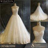 Guangzhou-Lieferanten-neues Hochzeits-Kleid