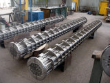 석유화학 기술설계 금속 강철 열교환기 공급자