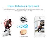 HD 영상 WiFi 사진기 360 도 교체 야간 시계 먼 온라인 보기 지능적인 주택 안전 IP 경보