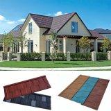 Китайский красочным покрытием из камня металлические крыши плиткой цена Филиппины
