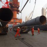 SSAWの管、渦巻状に溶接された鋼管、ハイドロ力のための水圧管の管