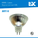 CRI90 4W 350lm MR16 LED 전구