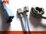 Nihon Kohden kompatibler Nellcor dB9 SpO2 Fühler, 3FT