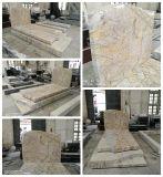 Китайский производитель быстрая доставка мрамора Headstone заднего многоместного сиденья