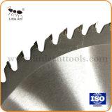 """10の""""ディスクTctを切る60t円の炭化物のハードウェアのツールは木及びアルミニウムについては鋸歯を"""