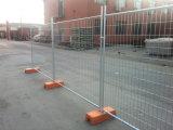 ニュージーランドのための溶接された一時塀