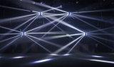 weißes einzelnes stab-Licht der Farben-8X10W bewegliches Hauptdes armkreuz-LED