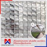 Экономия энергии 35 % алюминиевых шторки климата тени тканью