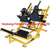 La construcción de cuerpo-máquina, de 45 grados Lateral ISO Comercial Leg Press - FW-625