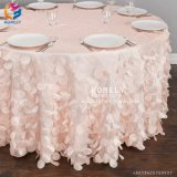Polyester-gute Qualitätsquadrat-Ebenen-Tisch 100% Clothhly-Tc07
