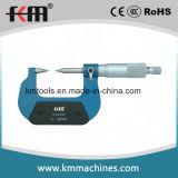 micrometro del punto di 0-25mm con 0.01mm Graudation