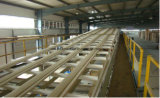 Vente chaude 2 3 /5/7ply automatique chaîne de production de /Carton/Board de carton ondulé de 5 couches
